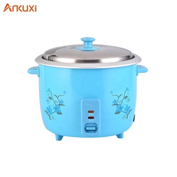 cheap price manufacturer portable electric deluxe stainless rice cooker