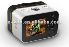 2012 the most popular design Real 1080P HD Car accident video recorder with compass and multifunction (CRD-508)