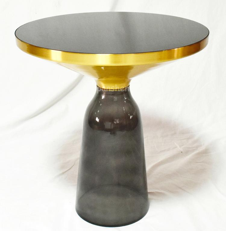 Latest Design Replica Furniture Green Glass Base Bell Classicon