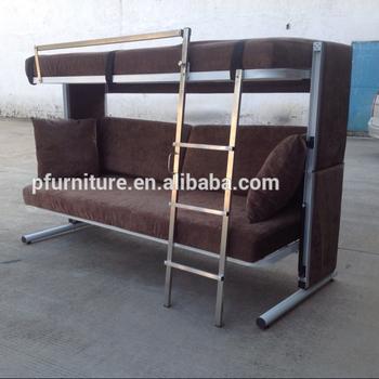 Pfs45616 металла диван двухъярусная кроватьраскладной диван Buy