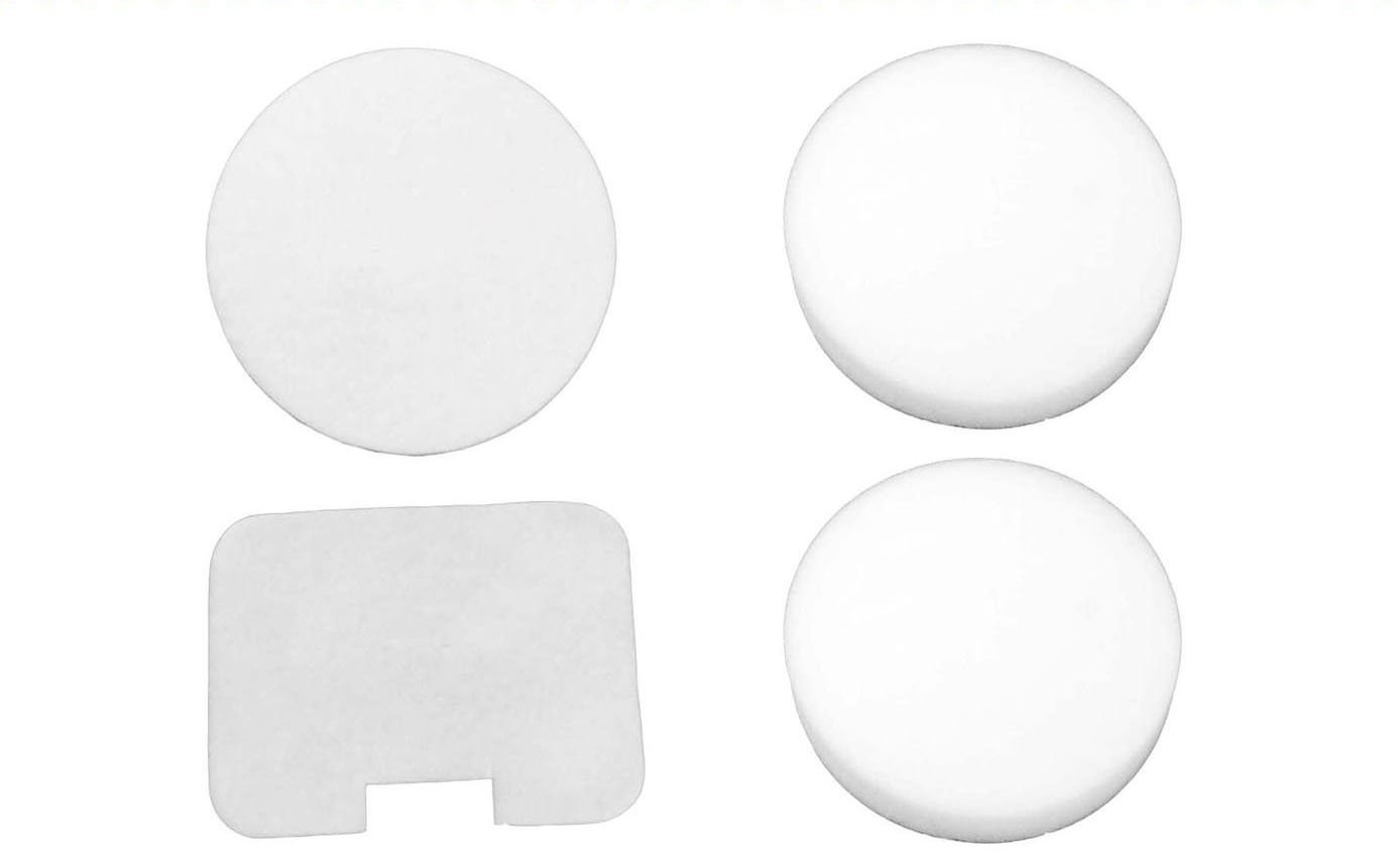 4 Shark Navigator NV22, NV36, NV42, UV400 Foam/Felt Filters - Foam And Felt Allergen Filters - High Efficiency Filters - High Quality Filters - Great Replacement Kit