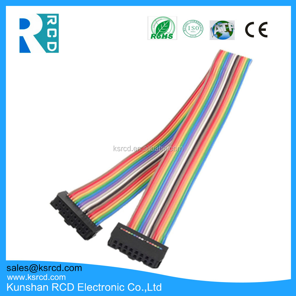 20-pin Flat Cable, 20-pin Flat Cable Suppliers and Manufacturers at  Alibaba.com