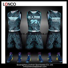 2017 latest basketball jersey design sportswear fashion style sublimation basketball uniform man jersey 100%polyester basketball