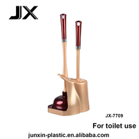 toilet plunger and toilet brush set with plunger for dredging closestool cleaning closestool