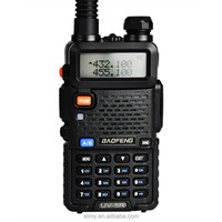 2017 Hot sale dual band walkie talkie UV-5R two way radio for Baofeng