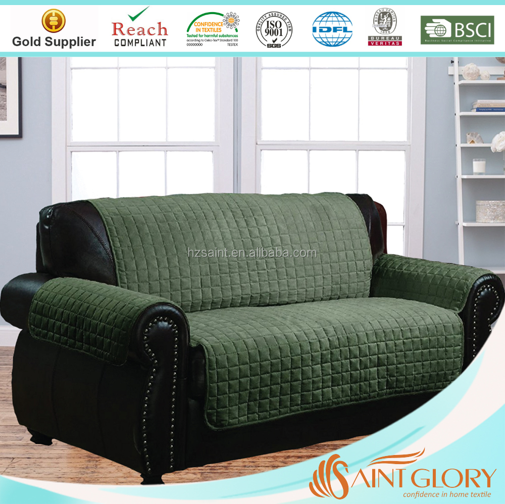 Marvelous Quilted Sofa Protector Reversible Couch Slip Covers Microsuede Furniture Protector Loveseat Cover Sofa Cover On Sale Buy Loveseat Cover Reversible Gmtry Best Dining Table And Chair Ideas Images Gmtryco