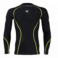 (High) 저 (Quality Compression 안늘어나면 옷이 Dry Fit Men Black Sports 착용 Compression 착용