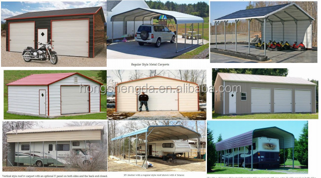 Custom Edition easy and convenient steel garage