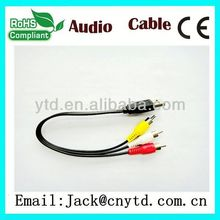 Good Speed vga to rca splitter converter cable High Quality