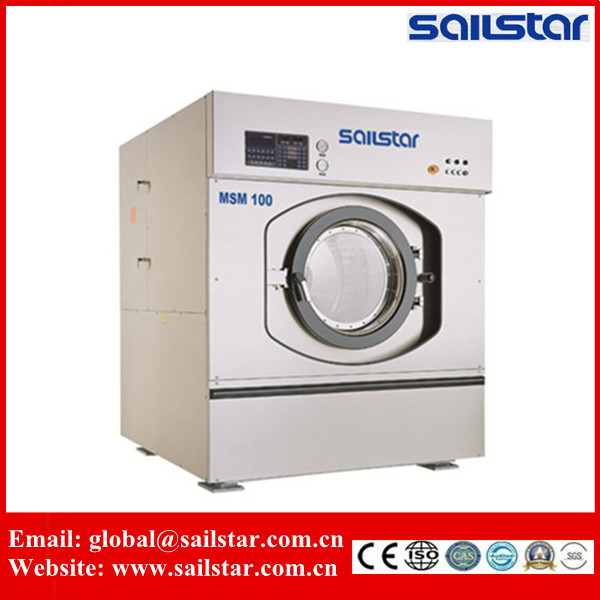 Commercial laundry 50kg washer extractor available