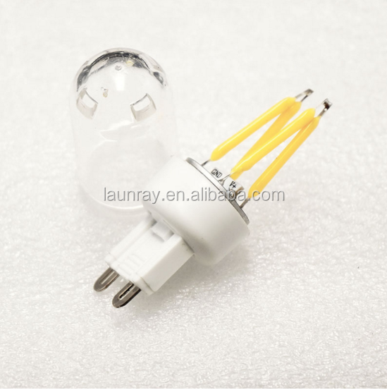 12v 120v 230v g9 dimmable filament leds g9 led filament bulb g4 g9 led bulb ul - G9 Led Bulb