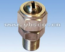 stainless steel air compressed fog nozzle