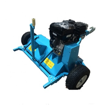 Atv Flail Mower Atv120 With Petrol Engine Ce,Atv Utv Tow Pull Behind Type  Atv Flail Mower For Grass Toppers - Buy Mulcher For Tractor,Atv Flail