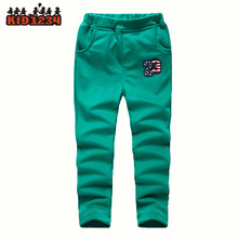 wholesale children Boy' Uniform sport Casual Trousers pants suits