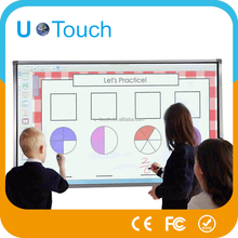 85 inch Wall mounted Multi User electronic whiteboard
