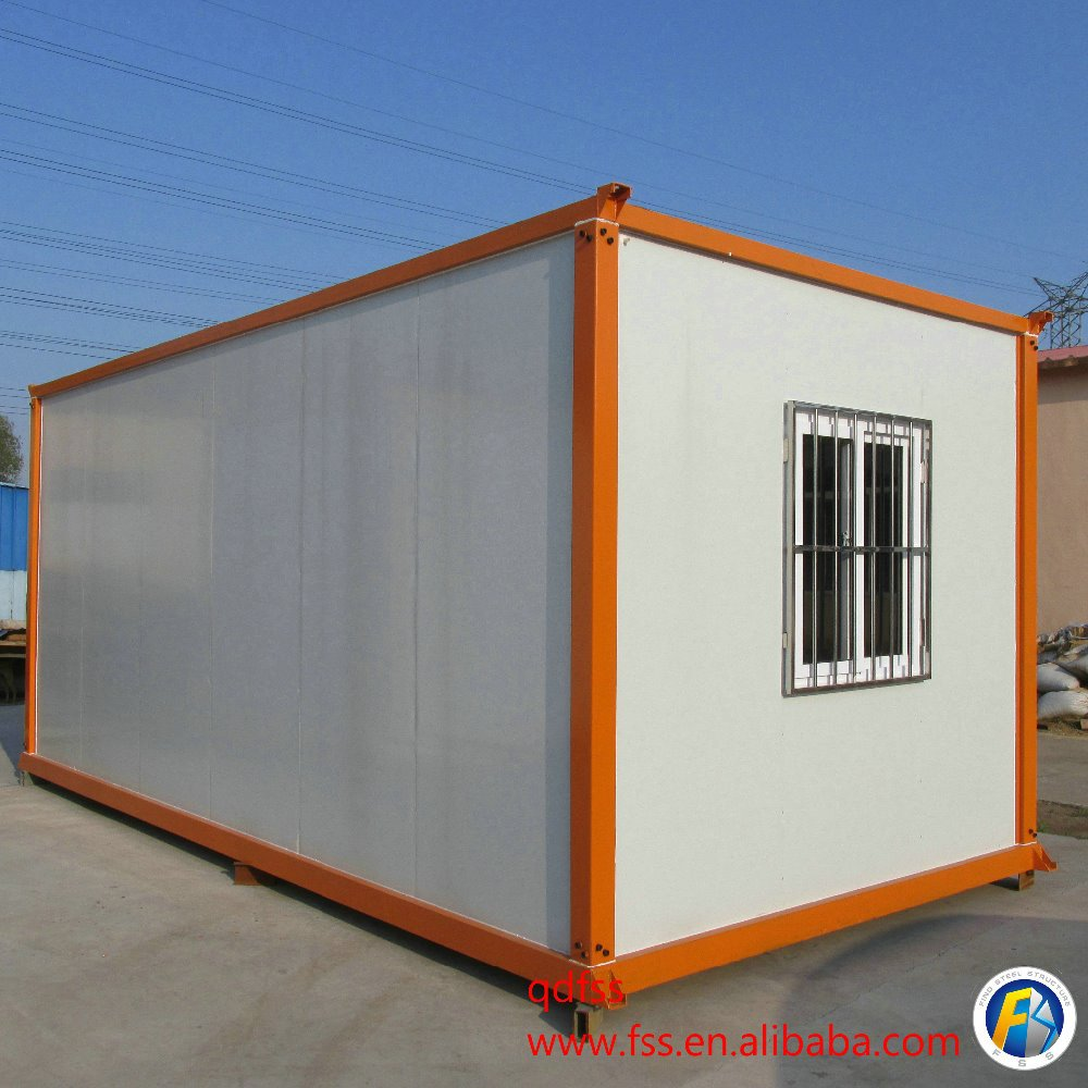 Shipping Solar Power Container Home 20ft Shipping