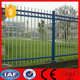 Metal sliding garden fence gate/iron pipe gate grill designs/main gate design steel fence