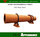 CE newest type hot air flow pipe sawdust dryer, wood chips dryer