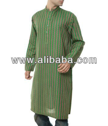 MENS KURTA WITH EMBROIDERY