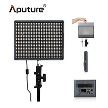 Aputure HR672 CRI 95 Bi-color Daylight Wireless Remote F970 battery LED video & studio light