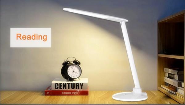 Lamp Slaapkamer Nachtkastje : Creatieve mode slaapkamer nachtkastje leeslamp schrijven leren