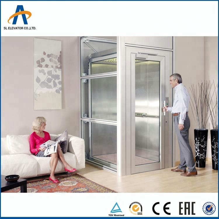 Famous brand used home elevators small elevator for sale