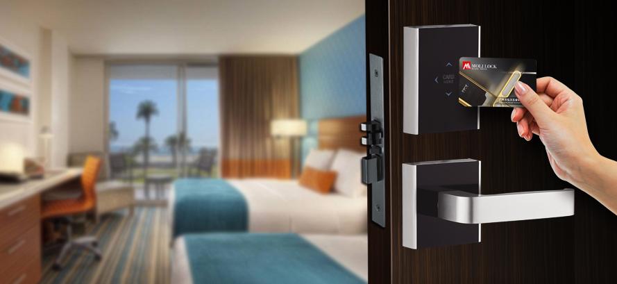 MOLILOCK Hotel Lock 117C99-A