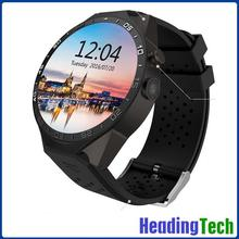 Smart watch KW88 Android 5.1 Intelligent Clock 400*400 Smartwatch KW88 Wifi Bluetooth 4.0 Wristwatch Heartrate 2.0MP Camera