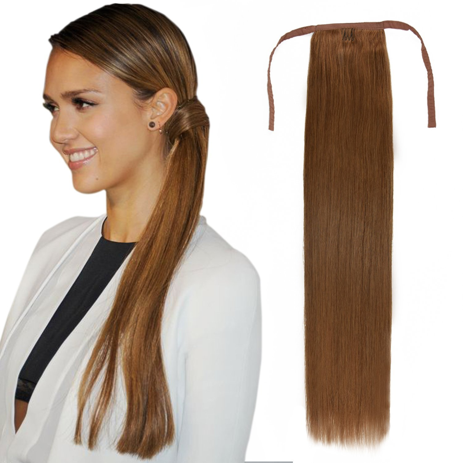 Cheap Ponytail Extensions Human Hair Find Ponytail Extensions Human