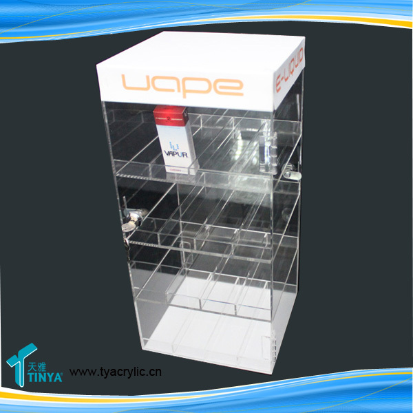 Advertising New Products Perspx E-cigarette Display Stand Acrylic ...