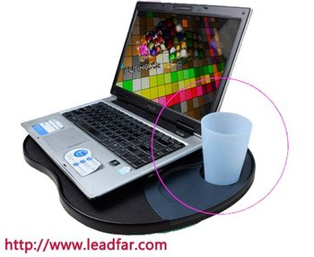 Single Color Lap Desk With Cushion And Light For Laptop Used Buy High Quality Lap Desk With Cushion Laptop Computer Lap Desk With Light Single Color