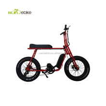 two wheel 500w mid motor version electric vehicle ebike electric bicycle city bicycle Halei ebike