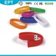 Promotion Gifit OEM Pendrive Wristband Bracelet Silicone USB Flash Drive