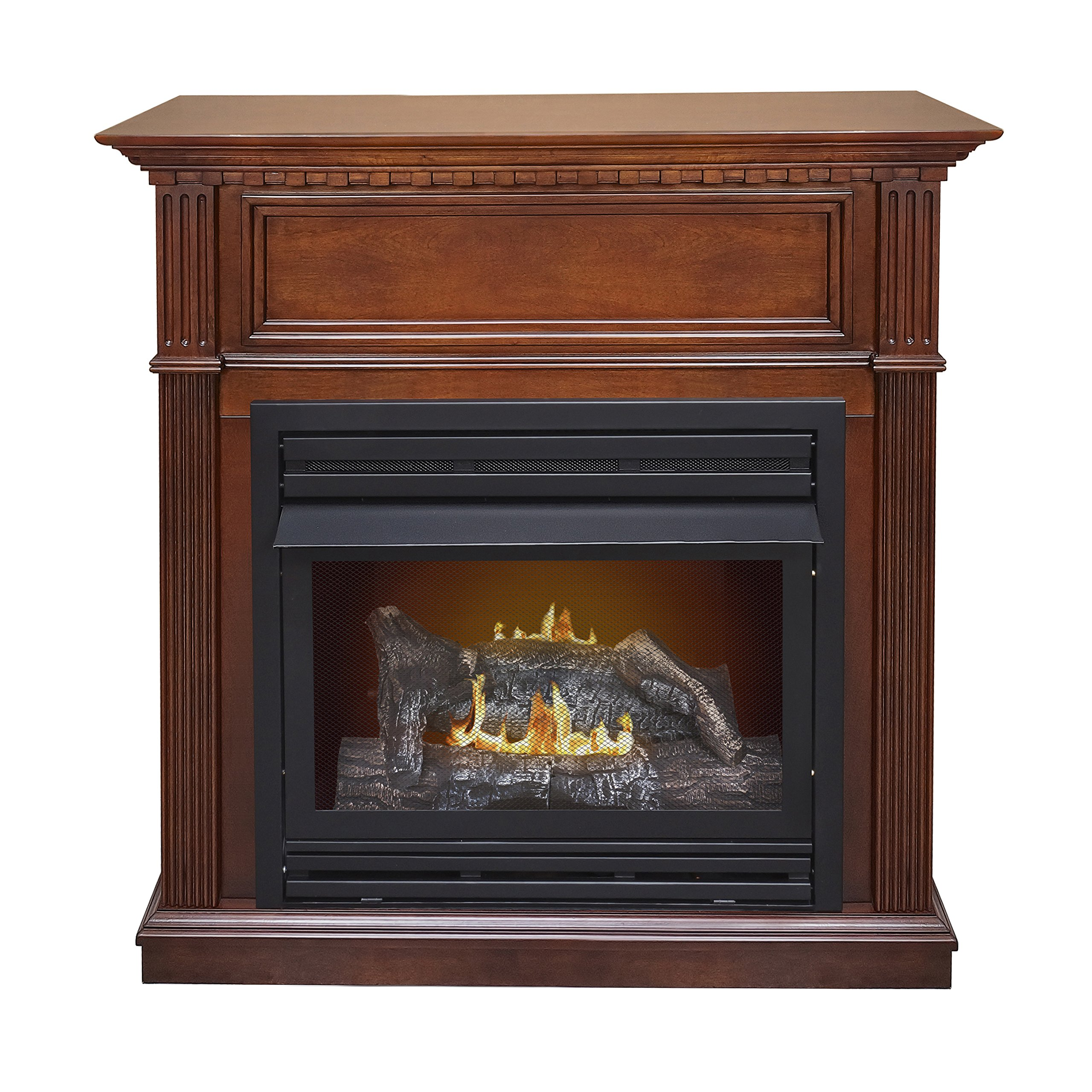 with intermediate find dual vff corner pleasant fuel gas hearth get wall guides vent cheap line on cherry shopping quotations free ventless natural fireplace deals