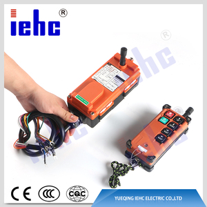 China manufacturer industrial wireless radio transmitter and receiver