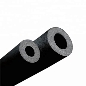 closed cell black rubber foam pipe insulation