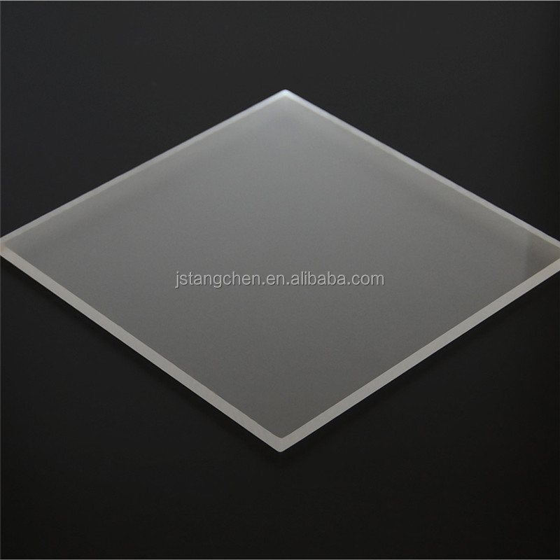 Hard clear transparency plastic PS sheet/acrylic/virgin pmma