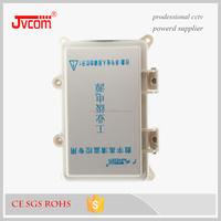Unique design open door box type rainproof DC 12V 2.5A cctv power supply