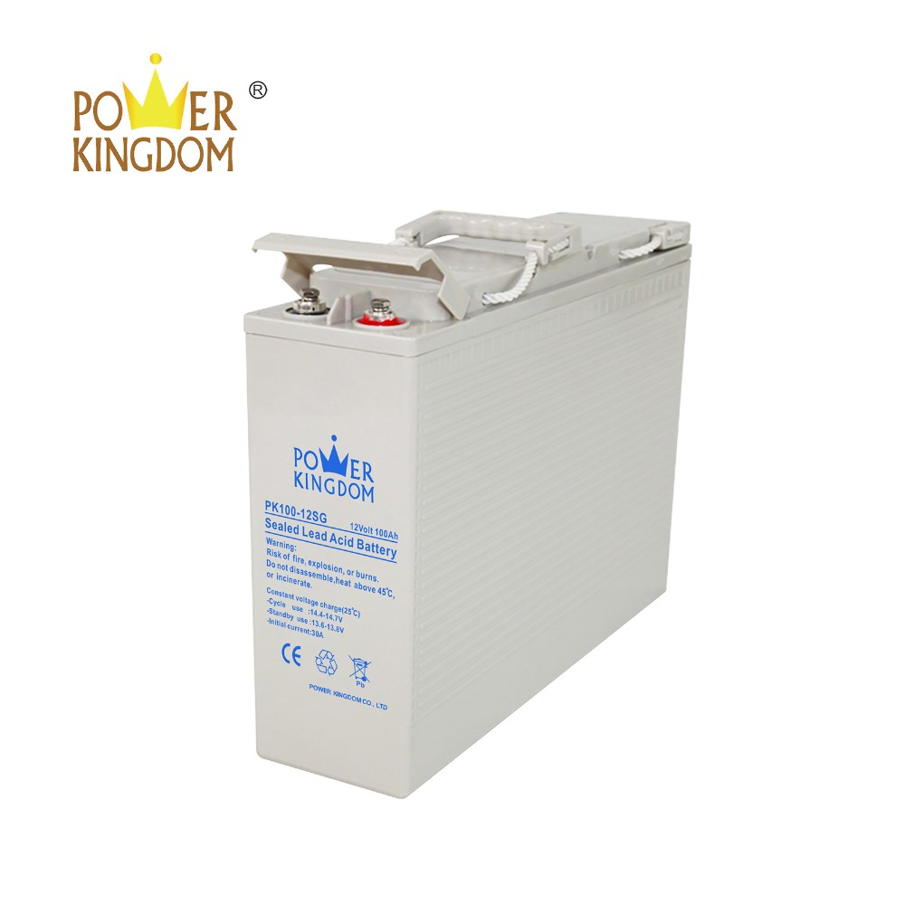Power Kingdom no leakage design agm battery technology directly sale Automatic door system-2