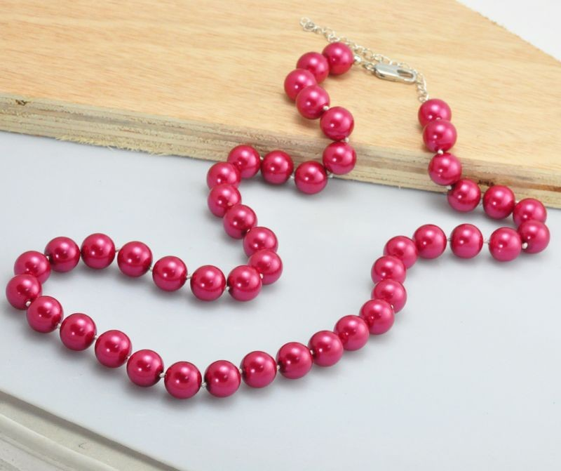 Pearl Necklace Design Ideas, Pearl Necklace Design Ideas Suppliers And  Manufacturers At Alibaba.com