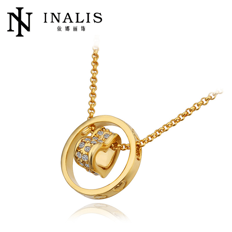 2014 Stunning European Design Unisex Style Gold Necklace Designs ...