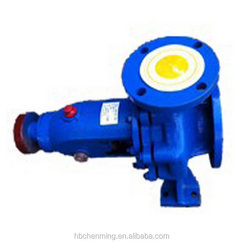 80- 65-160 electric industrial centrifugal water pump unit