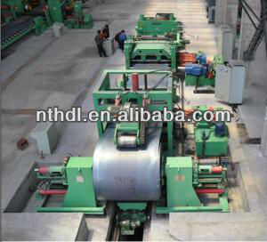 Customized Cut to length Production Line