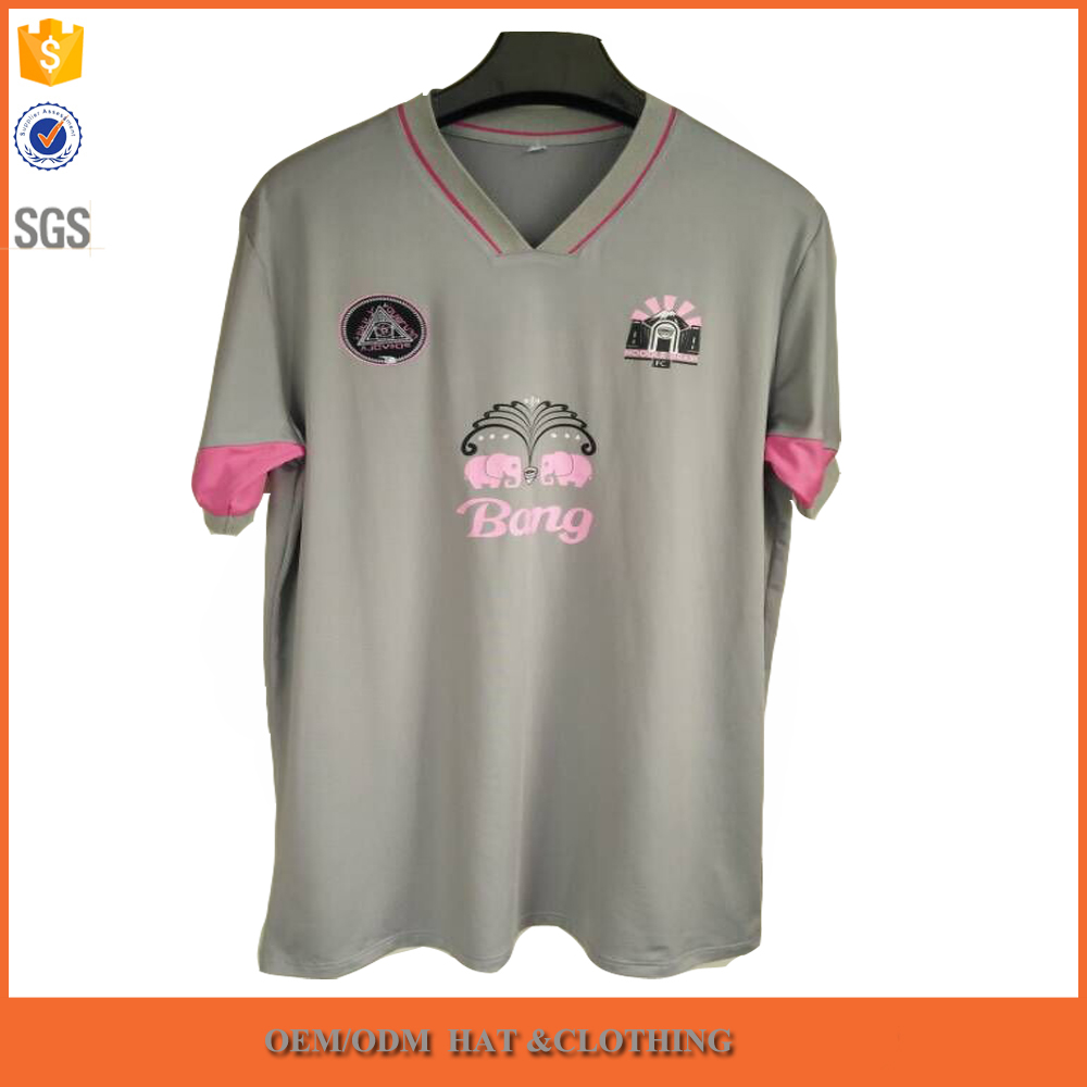 OEM Cheap 50%cotton 50% polyester regular fit heather grey custom no logo man basic guangzhou tshirt factory