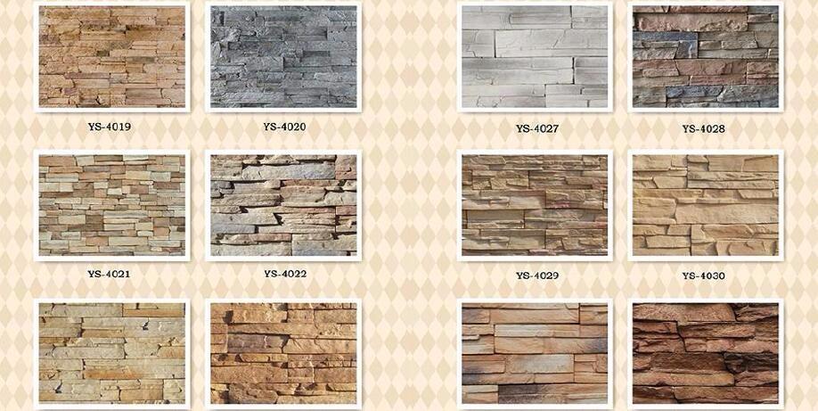 Cetakan Lapisan Batu Beton Cor, untuk Batu Bata dan Paving