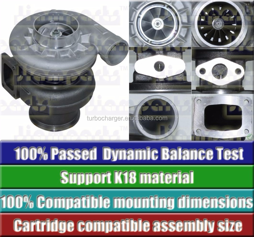 Hot sale low price <strong>diesel</strong> engine K18 HX82 turbocharger for truck