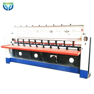 Automatic Straight Line Quilt Sewing Machine Korea Bedding Quilting Machines