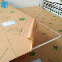 XINTAO NET 90 DAYS 1220x2440mm 100% Virgin Clear Cast Acrylic Glass Sheet