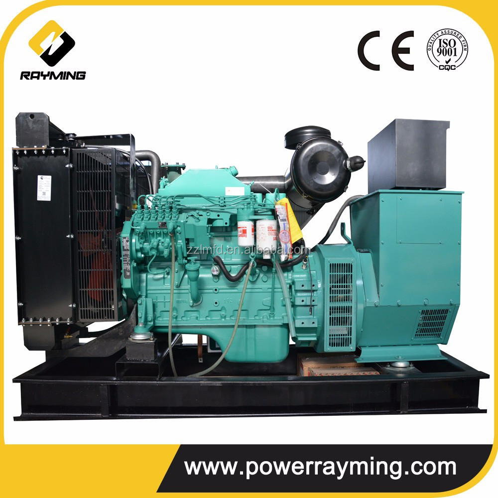 Electronical Governor And Stamford Alternator Powered By Cummins Engine 150kva 120kw Diesel Generator