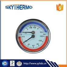 High Quality Manufacturer product room temperature gauge wireless bimetal thermometer